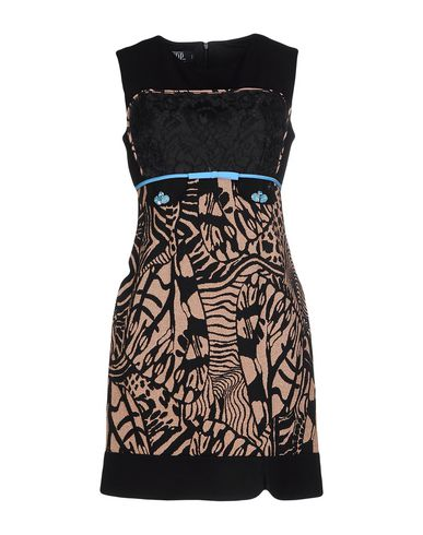 Короткое платье VDP COLLECTION 34629417UW