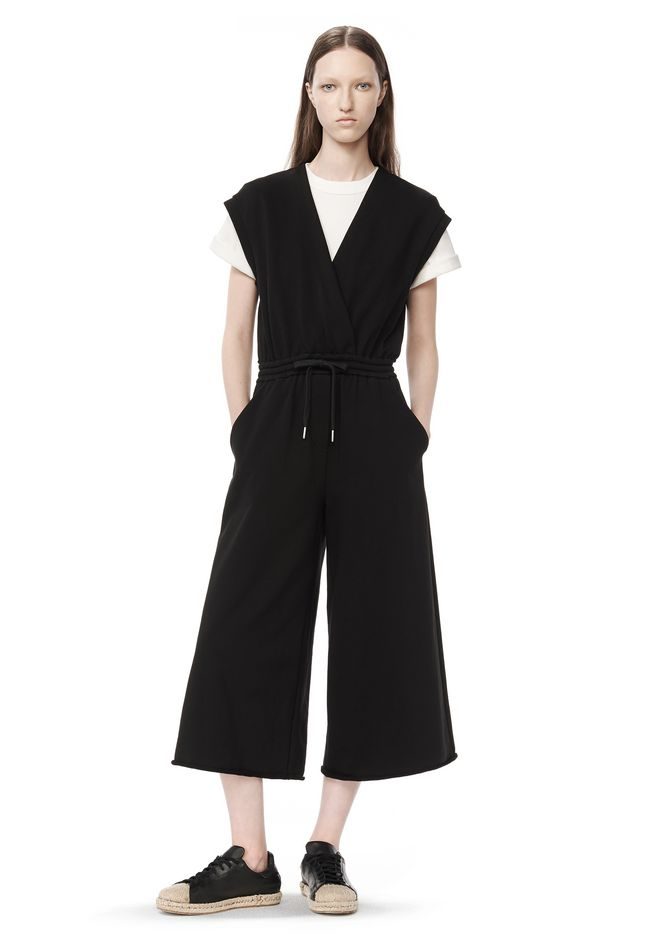 T by ALEXANDER WANG t-by-alexander-wang-sale SLEEVELESS V-NECK JUMPSUIT