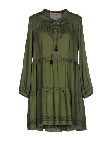 Короткое платье BABYLON 34631472DG