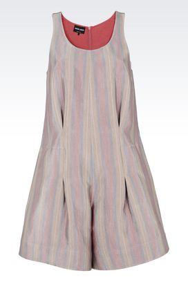 Armani Dresses Women jumpsuit in cloth