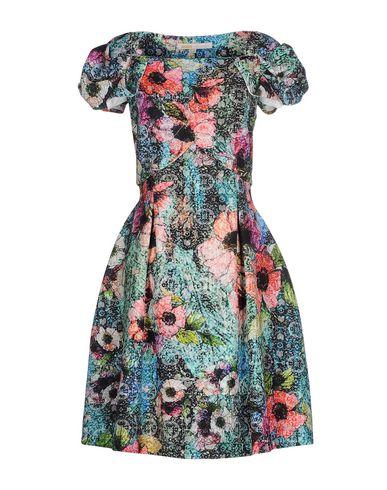 Короткое платье BABYLON 34631559LA