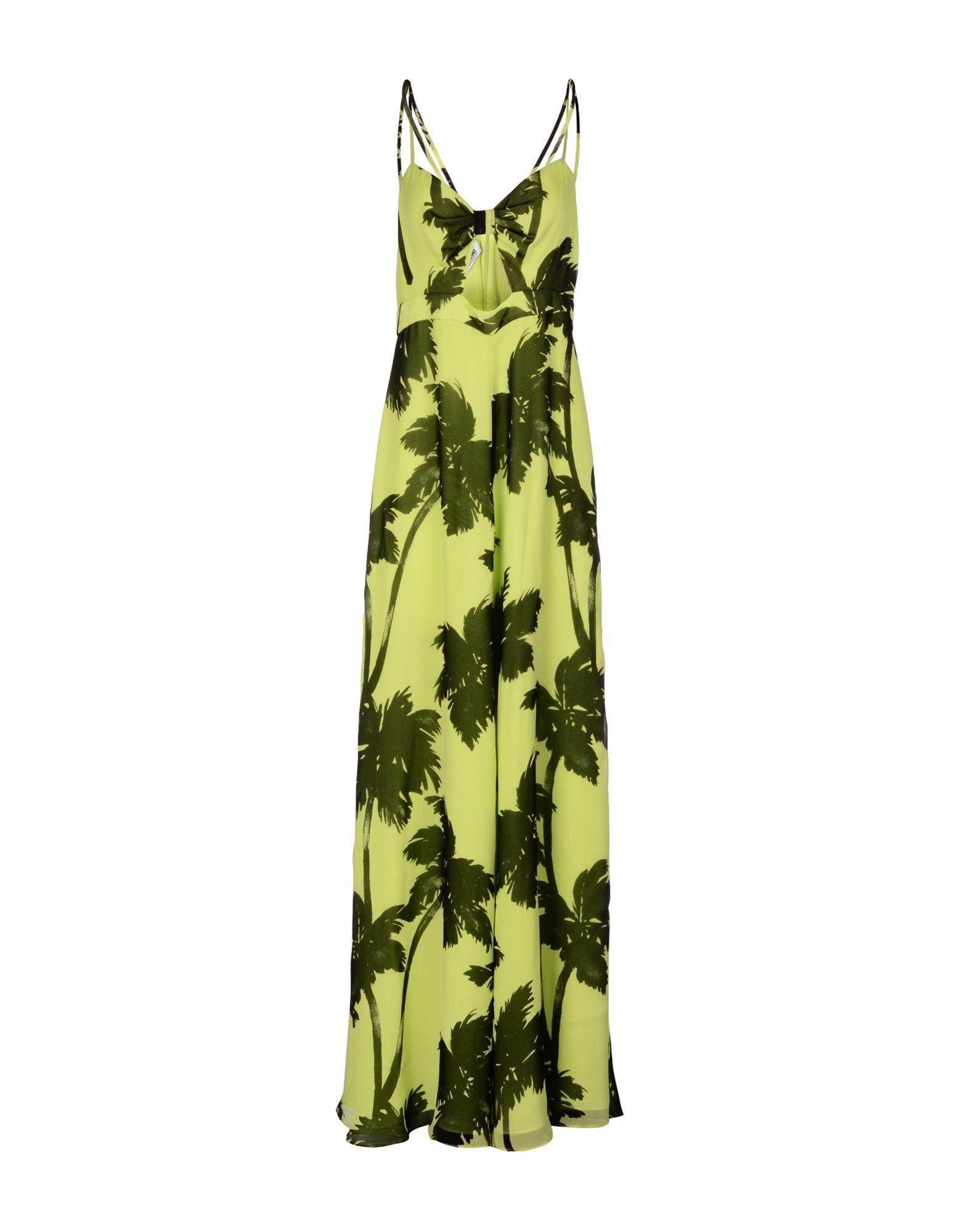 MOSCHINO CHEAPANDCHIC Long dresses