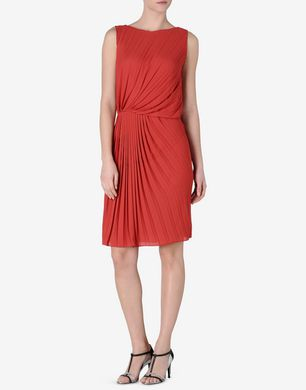 Maison Margiela Pleated slip dress