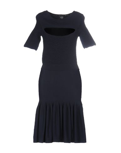Платье до колена MCQ ALEXANDER MCQUEEN 34634719WN