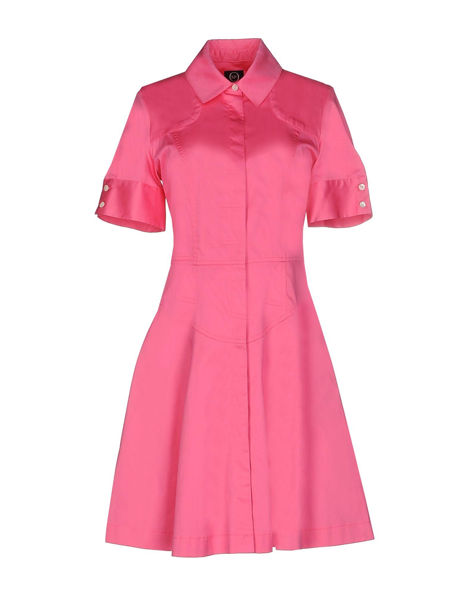 MCQ ALEXANDER MCQUEEN Short dresses