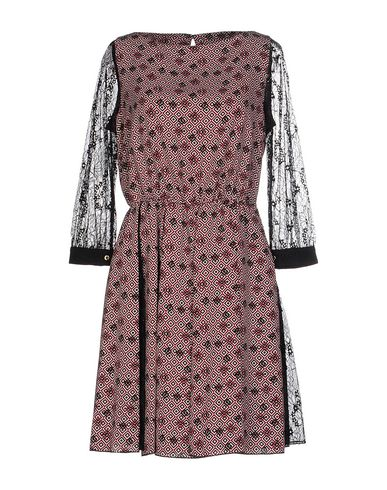 Короткое платье MANGANO 34635905QW
