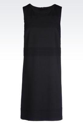 Armani Short Dresses Women dress in interlock