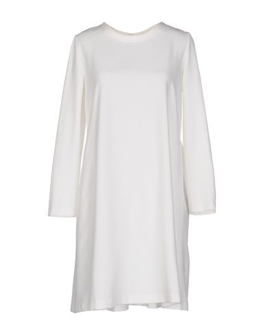 Короткое платье ROSE' A POIS 34638486WH