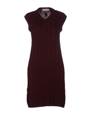 Короткое платье LO NOT EQUAL 34639186WG