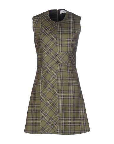Короткое платье VICTORIA BECKHAM DENIM 34639326RT