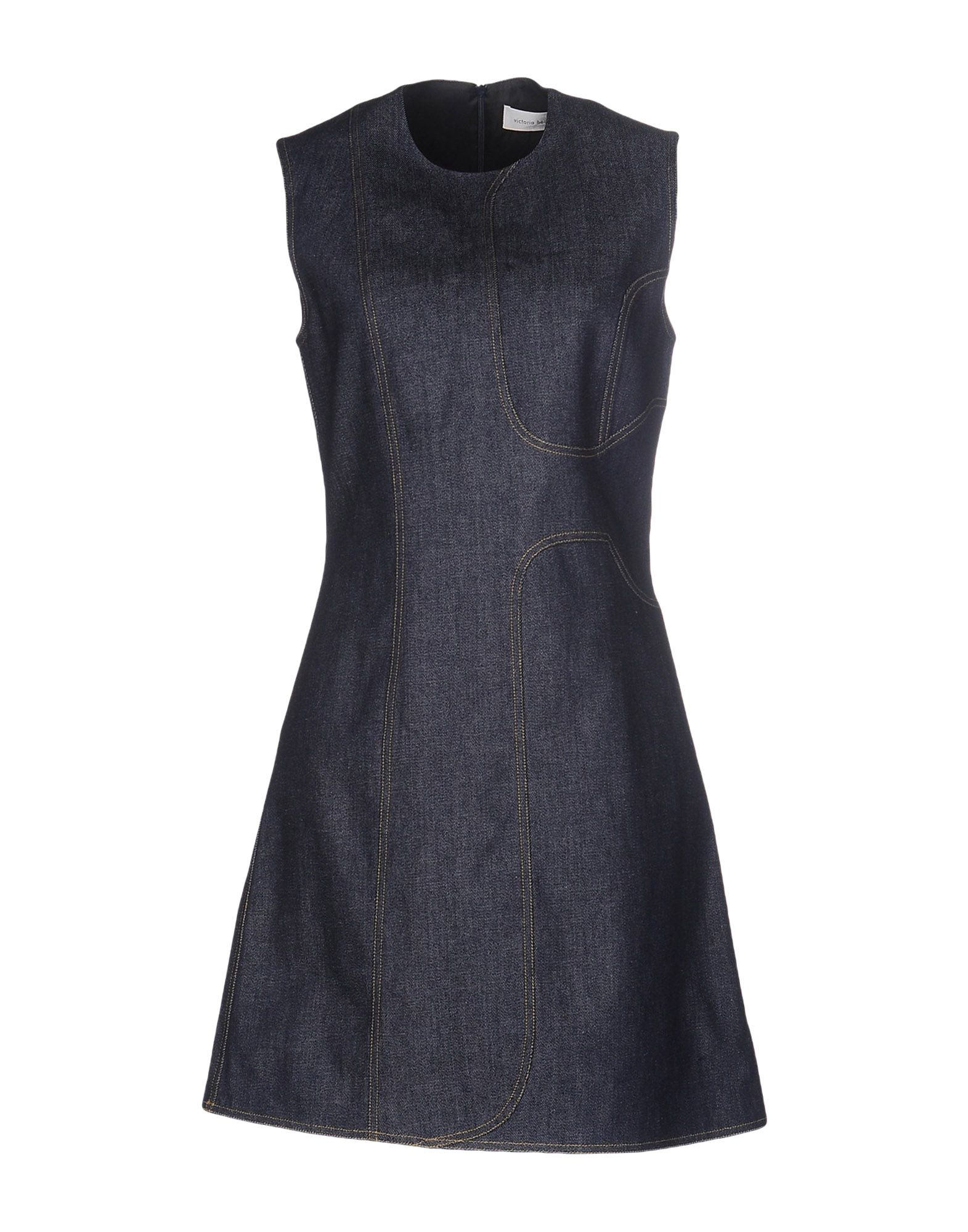 VICTORIA BECKHAM DENIM Short dresses