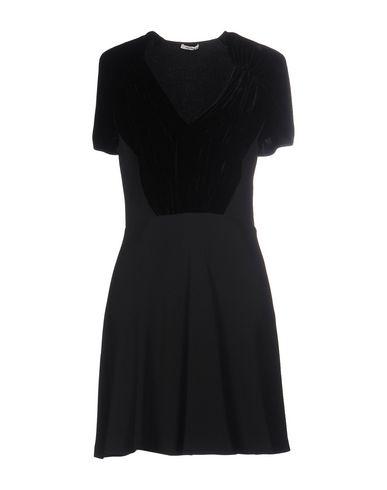 Короткое платье MIU MIU 34639865TN