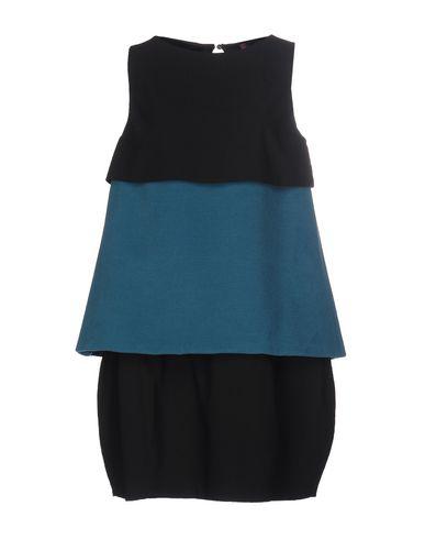 Короткое платье ROSE' A POIS 34639926FA