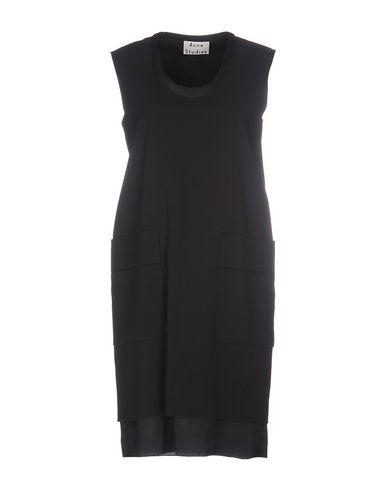 Короткое платье ACNE STUDIOS 34640307OP