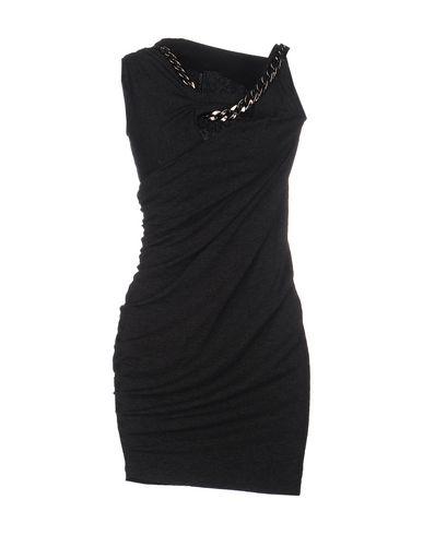 Короткое платье PLEIN SUD JEANIUS 34641029DR