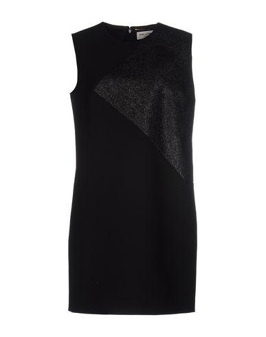 Короткое платье SAINT LAURENT 34641274UK