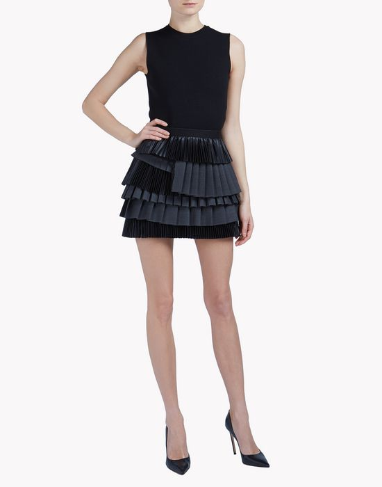 pleated mini dress dresses Woman Dsquared2