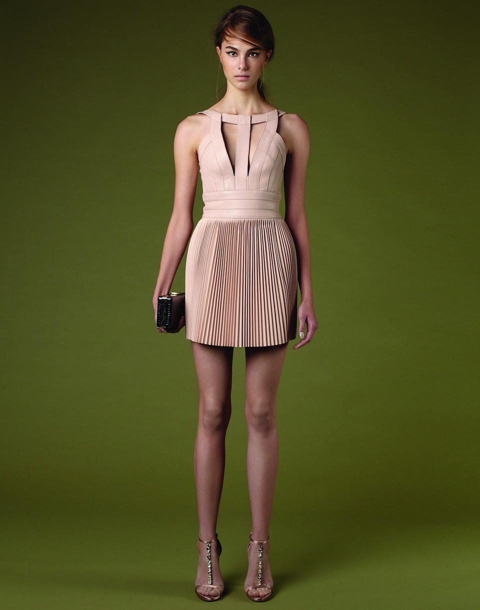 pleated dress dresses Woman Dsquared2