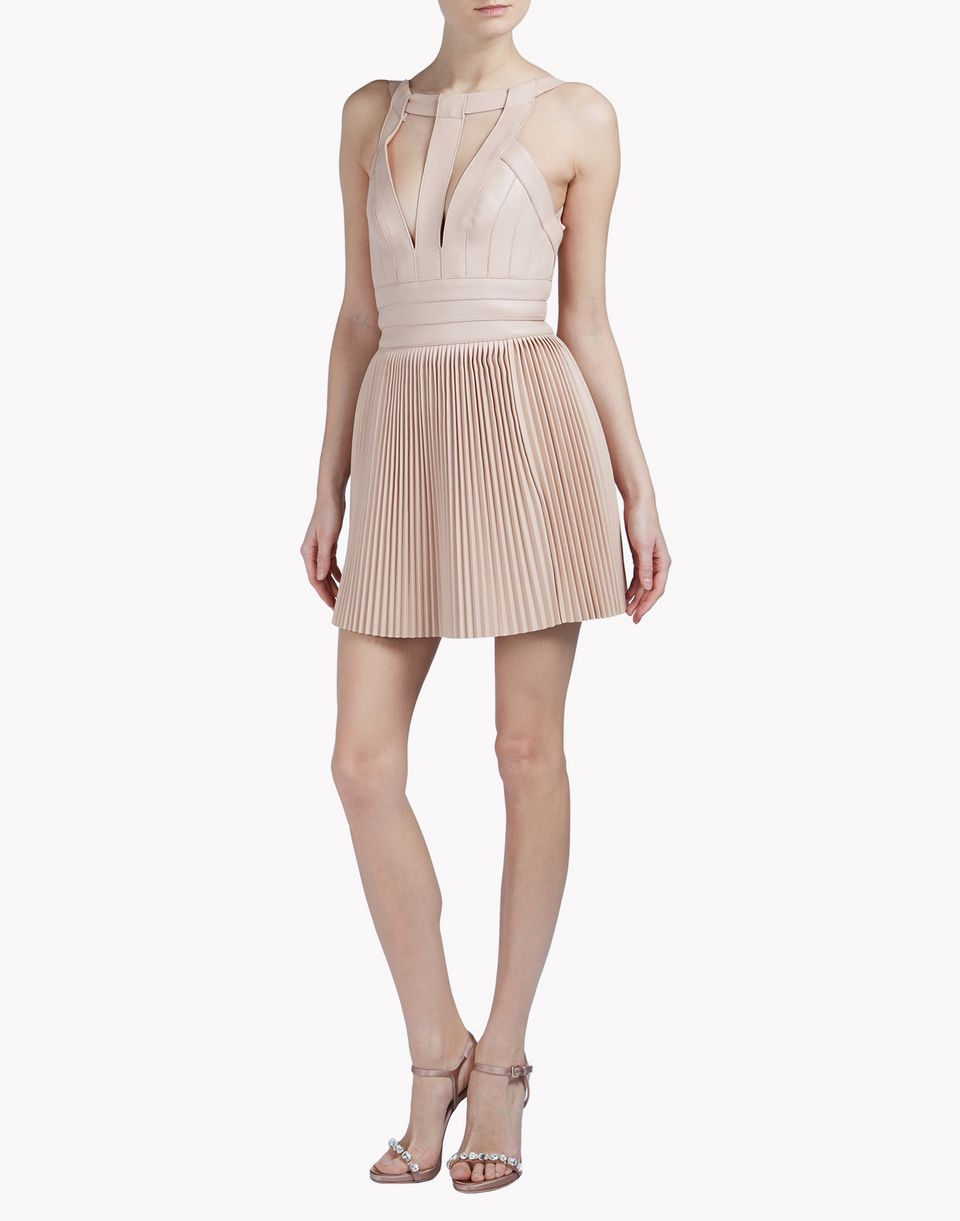 pleated dress dresses Woman Dsquared2
