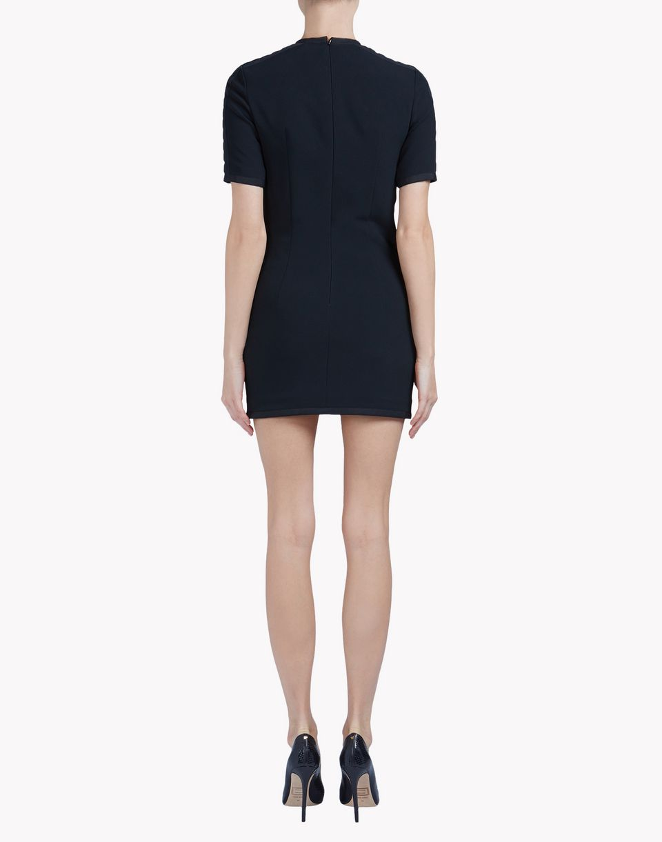 military gros mini dress dresses Woman Dsquared2