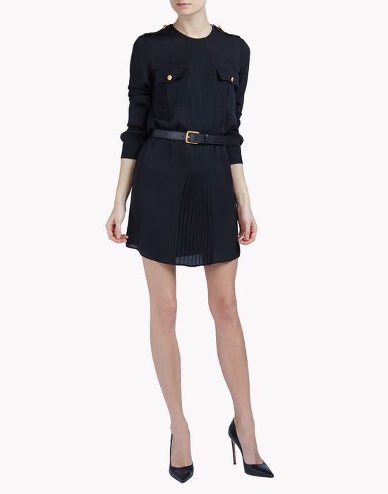 military dress dresses Woman Dsquared2