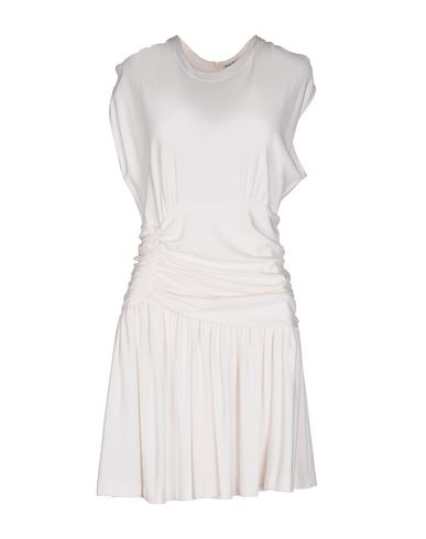 Короткое платье MIU MIU 34642636AN