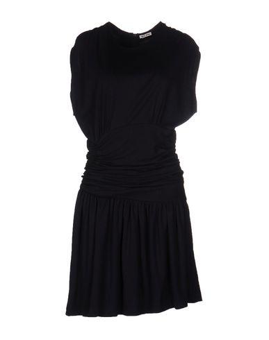 Короткое платье MIU MIU 34642636VT