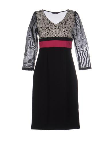 Платье до колена CAMILLA CONTE 34642648JK