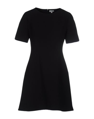 Короткое платье KENZO 34643001JT