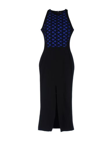 Платье длиной 3/4 DAVID KOMA 34643425BS