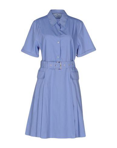 Платье до колена PRADA 34643856RW