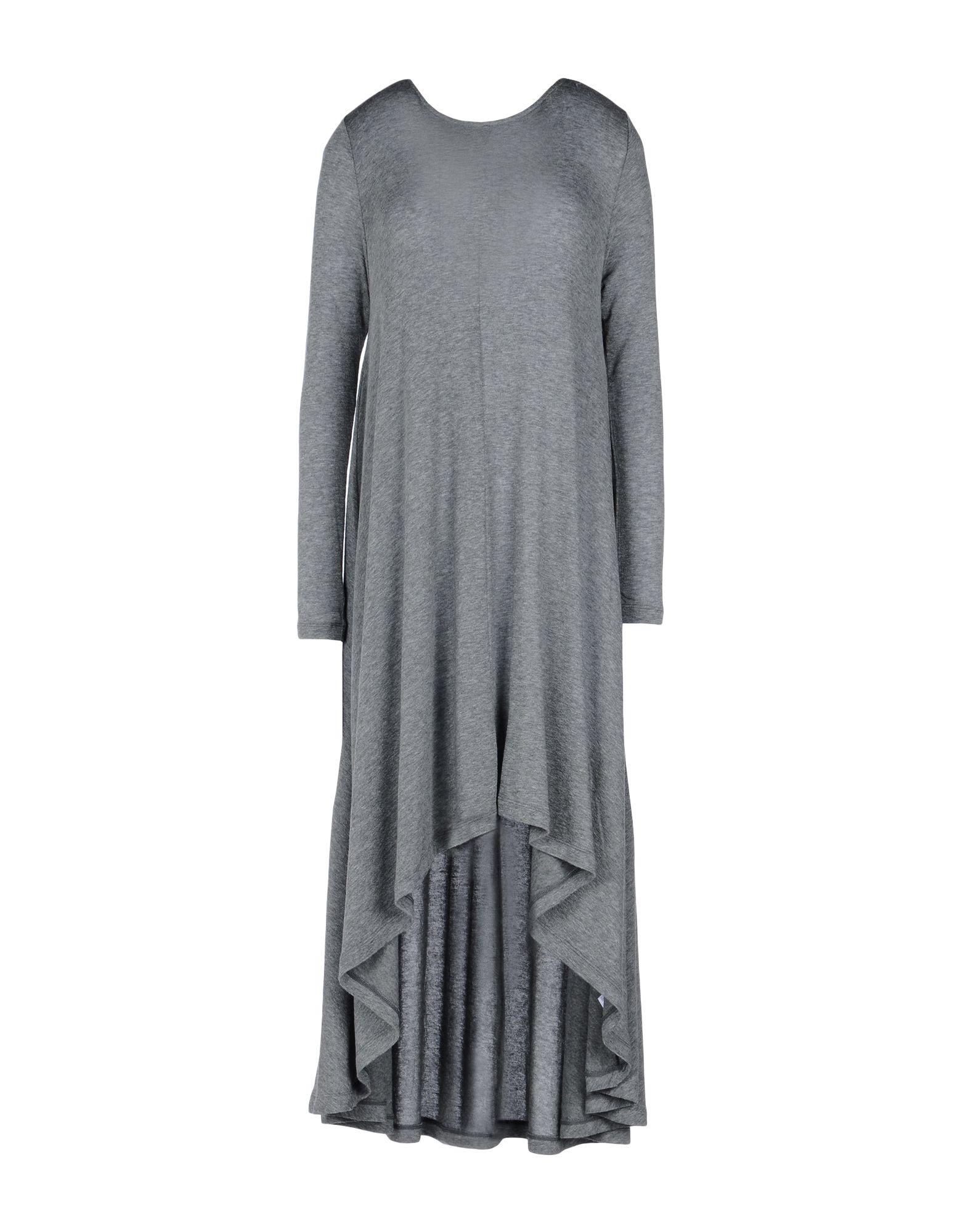 JEANPAUL KNOTT Damen Kurzes Kleid Farbe Grau Größe 2