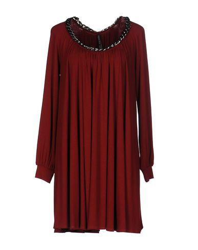 Короткое платье PLEIN SUD JEANIUS 34644540OK