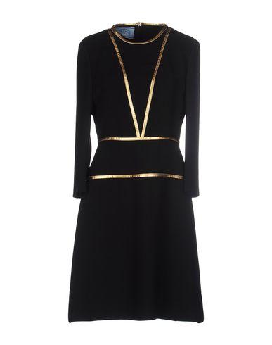 Короткое платье PRADA 34645126LI