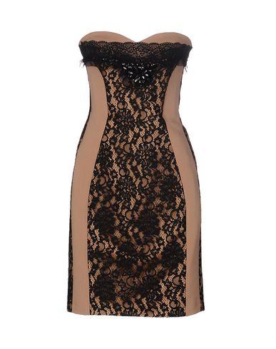 Короткое платье LIST 34646187UG
