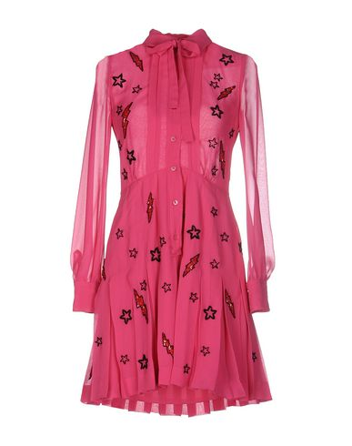 Короткое платье MIU MIU 34646388HT