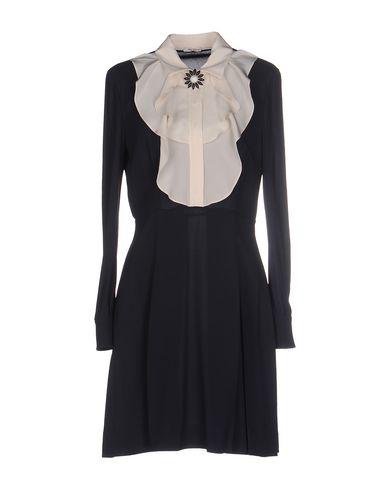 Короткое платье MIU MIU 34646405AQ