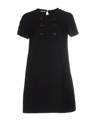Короткое платье MIU MIU 34646416SS