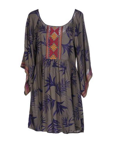 Короткое платье ROXY 34647848RD