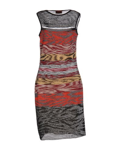 Платье до колена MISSONI 34648095SS