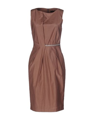 Платье до колена PESERICO 34648784XG