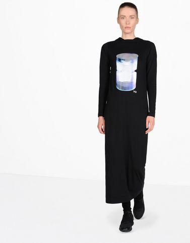 Y-3 GRAPHIC LONG DRESS VESTITI & GONNE donna Y-3 adidas