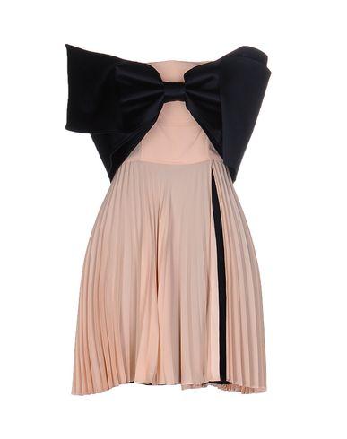 Короткое платье EMILIO DE LA MORENA 34652472KE