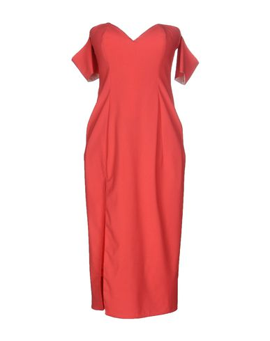 Платье до колена EMILIO DE LA MORENA 34652480LA