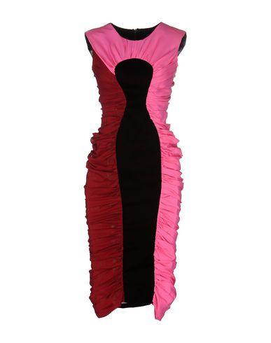 Платье до колена EMILIO DE LA MORENA 34652528BL