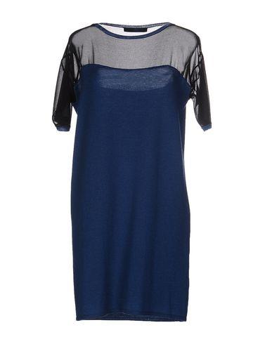 Короткое платье BLUE LES COPAINS 34652828EI