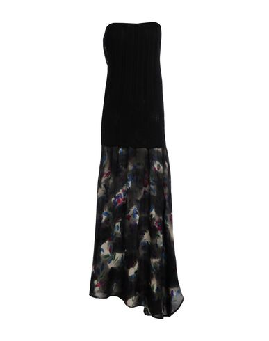 Длинное платье YOHJI YAMAMOTO 34654345FN