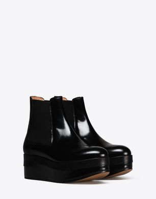 Flatform Chelsea boots