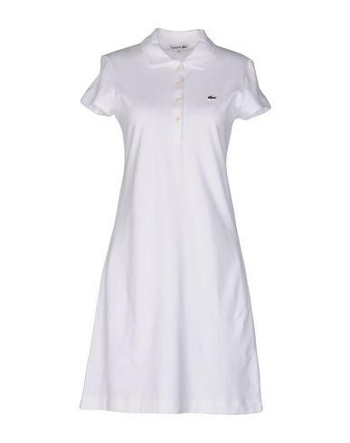 Короткое платье LACOSTE 34655887ML