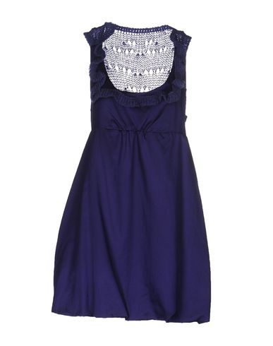 Короткое платье ERMANNO ERMANNO SCERVINO 34656568TC